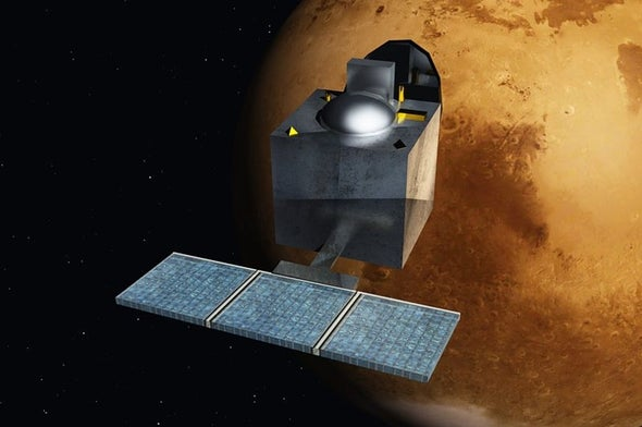India Spacecraft Successfully Arrives at Mars