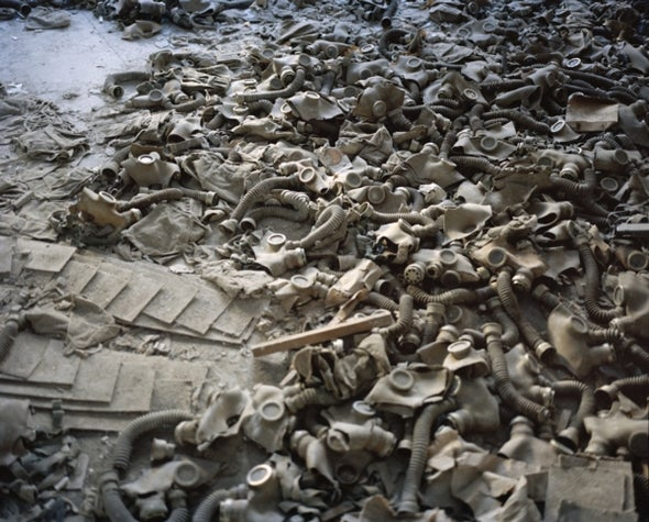 Bold Photographs Depict Environmental Decay [Slide Show]