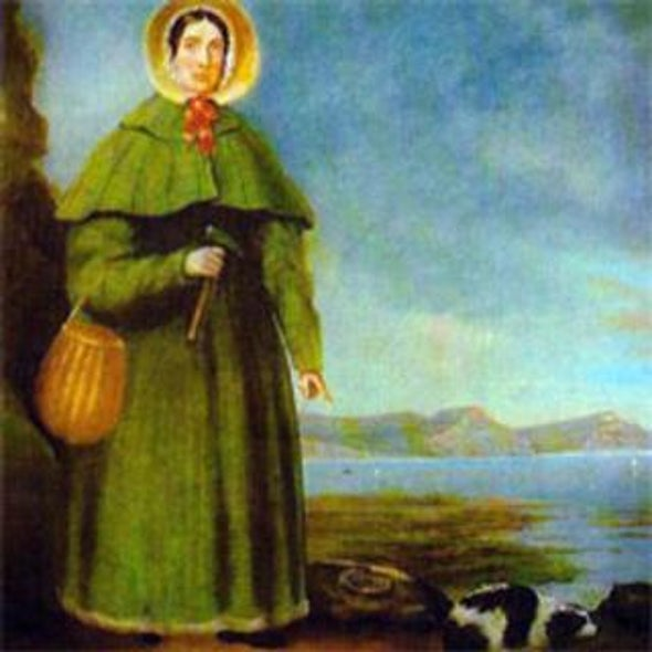 Mary Anning and the Birth of Paleontology