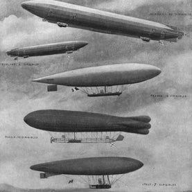 Aerostats in 1912: A Look in <i>Scientific American</i>'s Archives [Slide Show]
