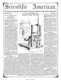 The Monster Mortar - Scientific American