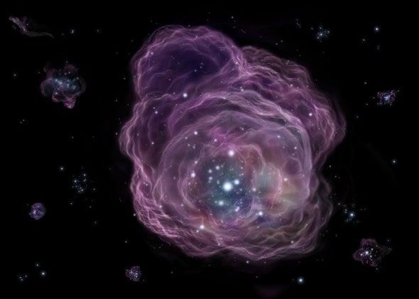 Imprint of Primordial Monster Star Found