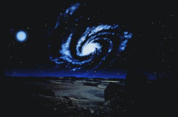 Exoplanets Make Life Conversation Livelier