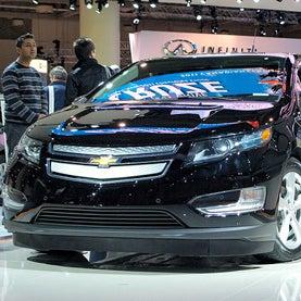 chevy volt, carbon emissions, electric vehicles