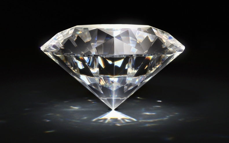 Diamond in the Rough: Precious Gem Coating May Protect Smartphone Screens