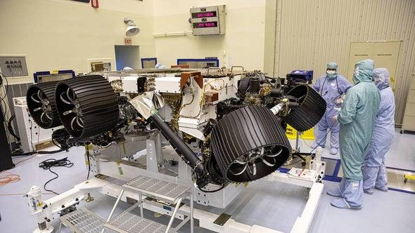 NASA Moon Program and Hubble Telescope Successor Face COVID-19 Delays
