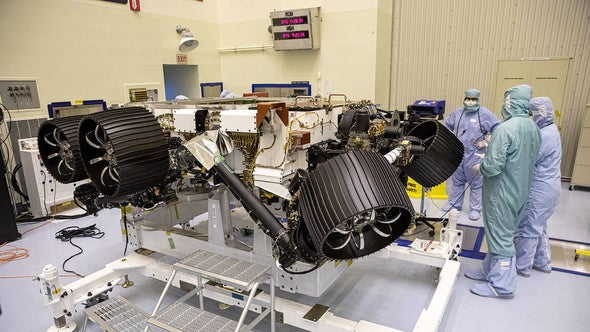 NASA Moon Program and Hubble Telescope Successor Face COVID-19 Delays