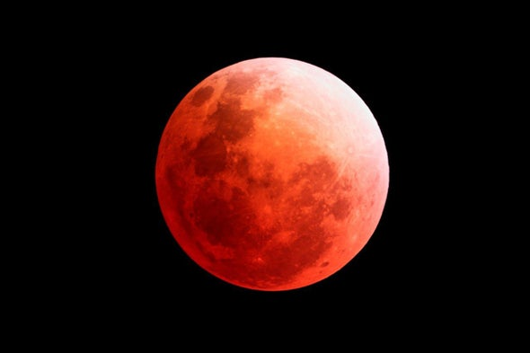 See a Total Lunar Eclipse on Wednesday—And Send Us Your Photos