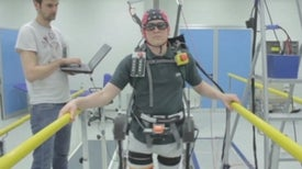 Mind-Controlled Exoskeleton Could Help Paralyzed People Walk