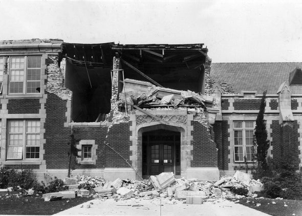 Oil Production Could Have Caused Century-Old California Earthquakes