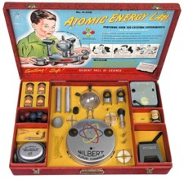 "7 ""Hot"" Products: Radioactive Gifts and Gadgets of Yesteryear [Slide Show]"