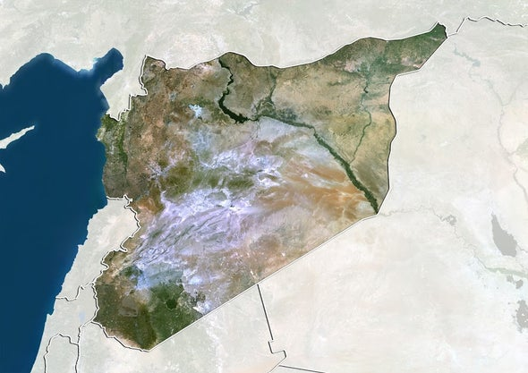 How Satellite Images Can Confirm Human Rights Abuses