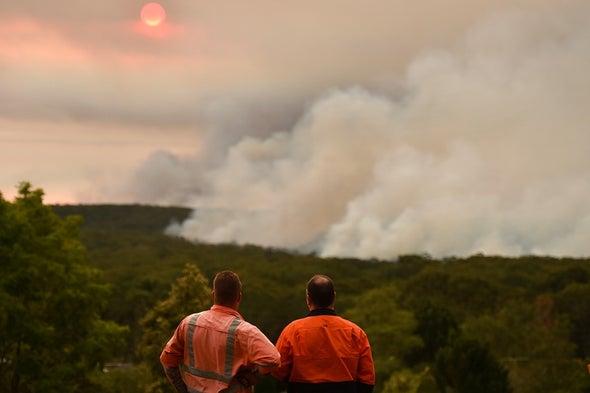 Smoke from Australia's Bushfires Killed Hundreds
