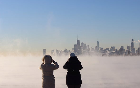 Dreaded Polar Vortex May Be Shifting