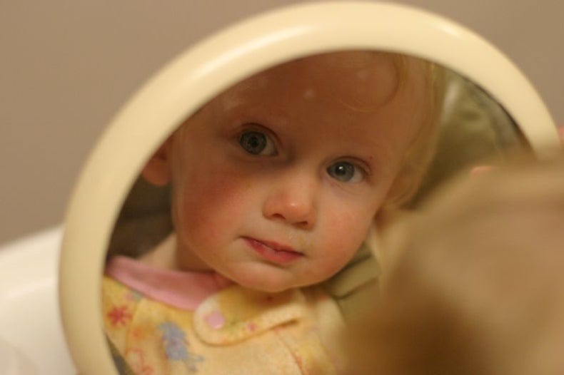 Enhanced Visual Attention May Be Early Predictor of Autism
