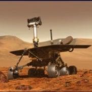 Spirit Rover Contacts NASA
