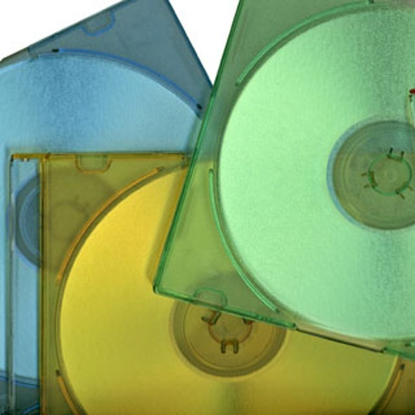 Turning Pollution into DVDs