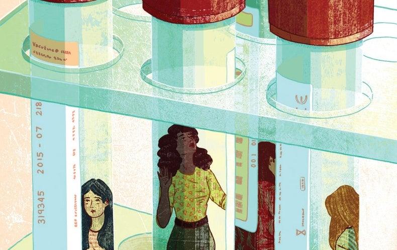 Rape Kits Are Sitting on Shelves, Untested