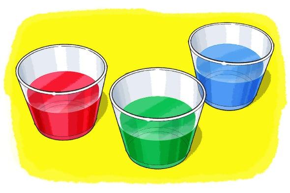 Tricky Taste Test: Do You Taste with Your Eyes? - Scientific ...