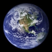 THE BLUE MARBLE