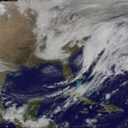 Monster Winter Storm Spotted from Space