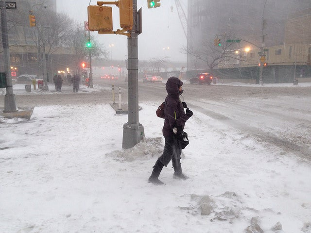 Wacky Winter Weather of 2014 Caused by 4,000-Year-Old Jet Stream