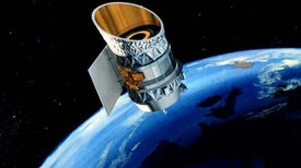 Looming Potential Satellite Smashup Could Spawn Dangerous Debris Swarm