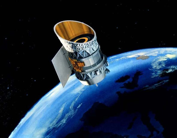Looming Potential Satellite Smashup Could Spawn Dangerous Debris Swarm