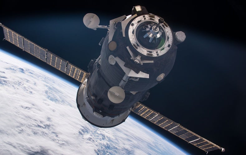 Russian Cargo Spacecraft May Be Lost in Space