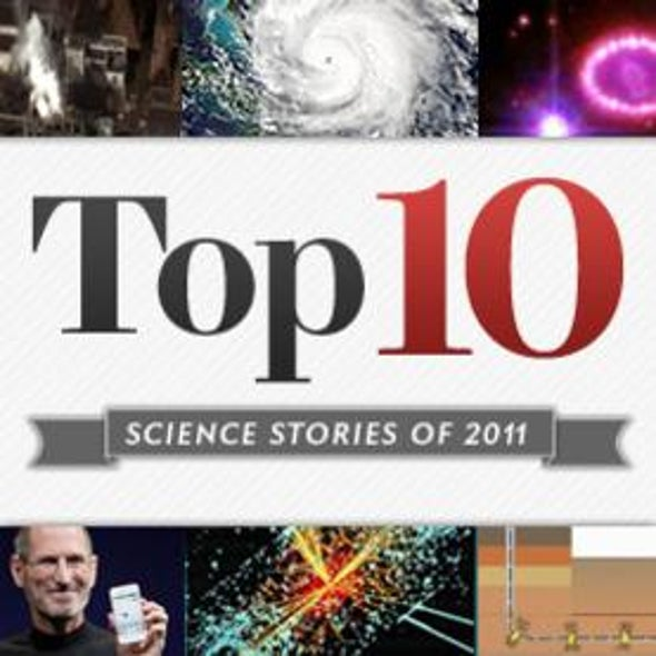 The Top 10 Science Stories of 2011