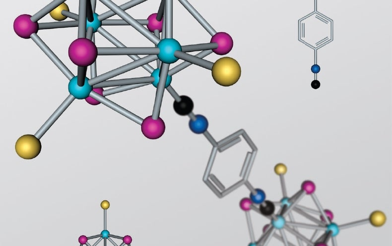 """Supermolecules"" Could Yield Materials the Periodic Table Won't Allow"