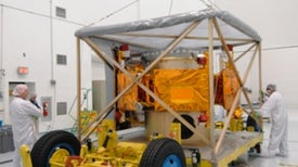 Moonstruck: Tagalong Probe to Blast Moon in Search for Water
