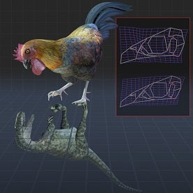 Baby Boom: Did Retained Juvenile Traits Help Birds Outlive Dinosaurs?