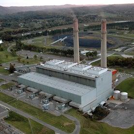 John Sevier Fossil Fuel plant