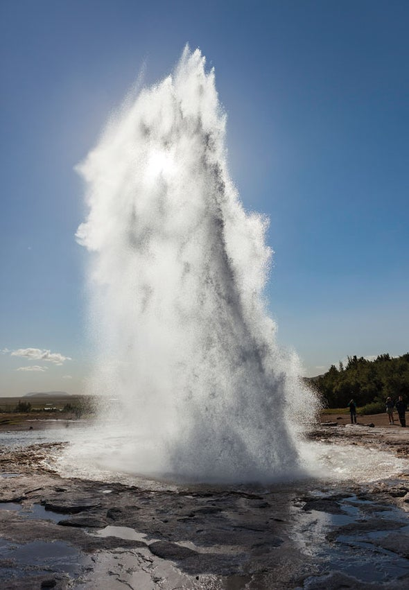 Instant Egghead: How do geysers erupt over and over?