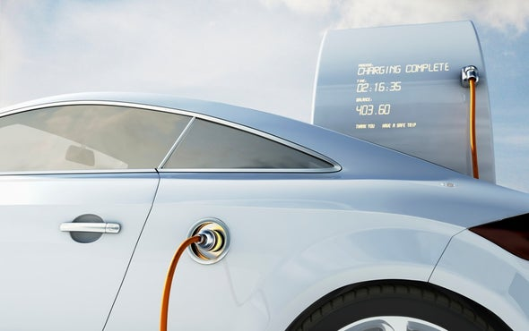 Why Are Electric Vehicle Sales Low? Psychology Provides Clues