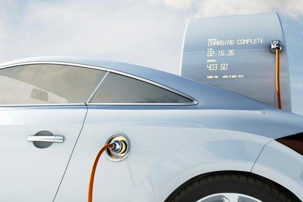 为什么电动汽车销量低?心理学提供线索