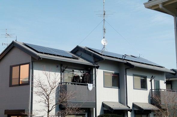 Cheap Solar Power Becomes Employee Perk