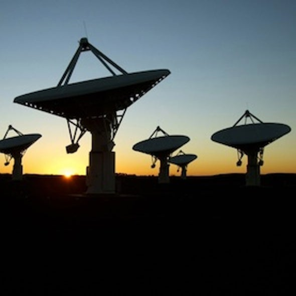 South Africa Wins Panel's Backing to Host Square Kilometer Array Scope