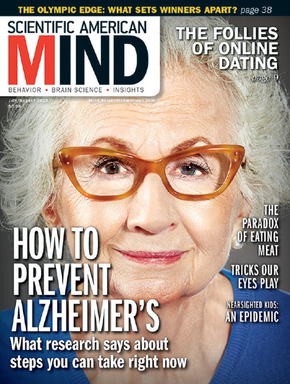 "Readers Respond to ""Banking against Alzheimer's"" and More"