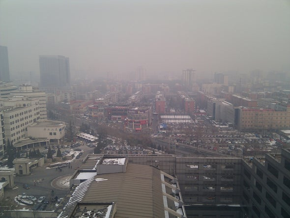 Beijing Vows Deep Cut in Coal Use in 2017 to Fight Smog