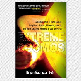Extreme Cosmos book cover