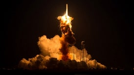 Rocket Explosion Prompts Doubts about Commercial Spaceflight