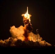 Rocket Explosion Prompts Doubts about Commercial Spaceflight