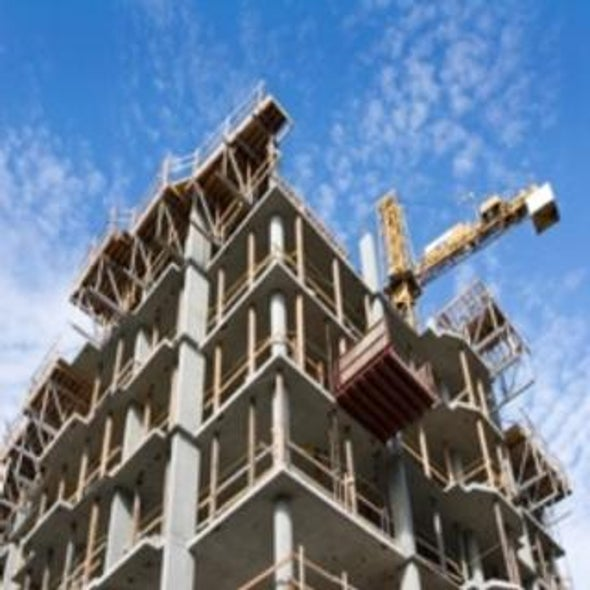 Better Materials Could Build a Green Construction Industry