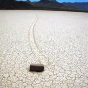 """Wandering Stones"" of Death Valley Explained"