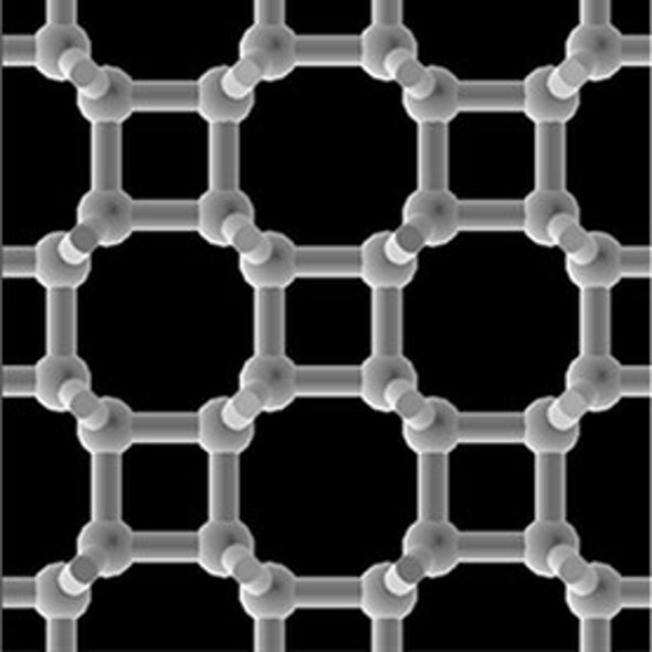 Not Your Parents' Carbon: A New Type of Crystalline Graphite