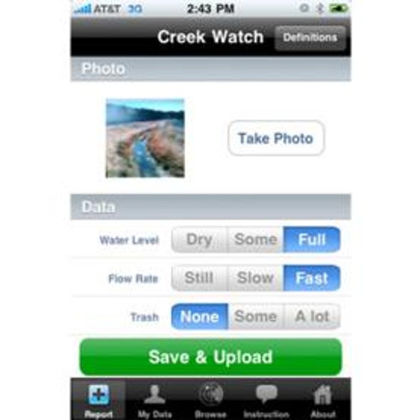 Creek Watch