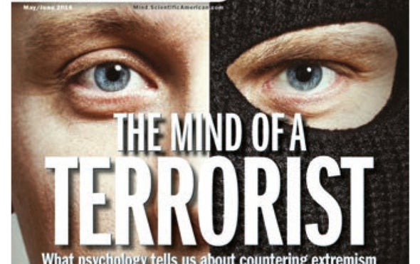 "Readers Respond to ""The Mind of a Terrorist"" and More"