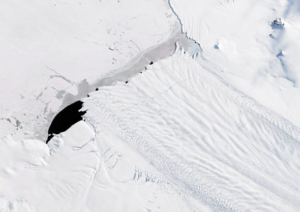 Here's How Much Ice Antarctica Is Losing--It's a Lot